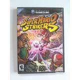 Super Mario Strikers Gamecube