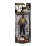 Figura The Walking Dead Mcfarlane Toys Series 9 / T-dog