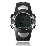 84c2a2cfa7f Relógio Pedômetro Passos Km Percorrido Monitor Cardíaco Prt