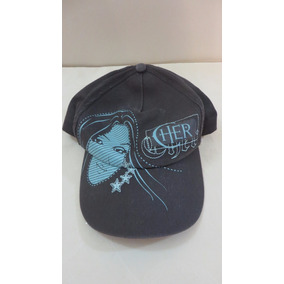 Boné Da Cantora Cher e799595ea81
