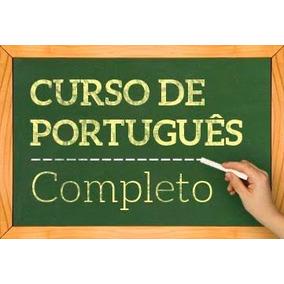 Combo Português + Redação Para Concursos.