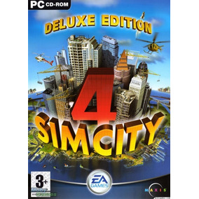 Juegos De Pc Simcity 4 Deluxe Edition En Español Digital