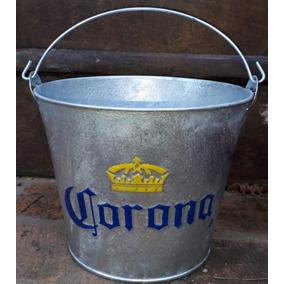 Balde Cerveza Corona Mexico Original Con Destapador Incorp