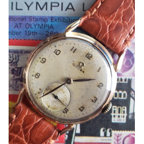 Reloj Omega 1942, Perteneciente Escritor Jorge Icaza Vintage