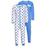 Ropa De Bebes Polka Pijama 9- 12 Meses