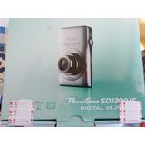 Camara Canon Sd1300is