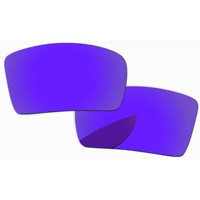 Lente Oakley Eyepatch 2 Polished Black Violet Iridium - Óculos De ... 7d51367e50