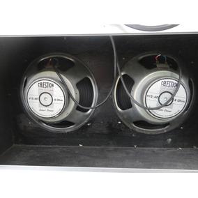 Alto--falantes Celestion V12-60 Silver Series 8 Ohm+gabinete