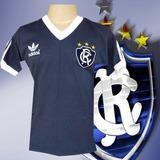70f1a8e578 Camisa Retro Clube Do Remo no Mercado Livre Brasil