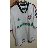Camisa Do Fluminense Adidas Raridade no Mercado Livre Brasil eb357bc0f294d
