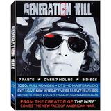 Blu-ray Generation Kill Digipack 3 Discos Legendado