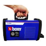 Inversora De Solda Boxer Flama 201 Amperes Bivolt Automatica