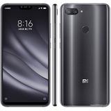 Xiaomi Mi 8 Lite 128gb 6gb Ram Tela 6.26 Capa Pelicu Vidro