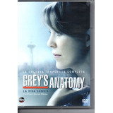 Grey`s Anatomy/ 11 Onceava Temporada Once T. V. Series D V D