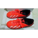 Zapatos De Futbol De Campo Tacos adidas Infantil F5