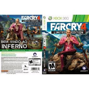 Farcry 4 Para Xbox360 Destravado