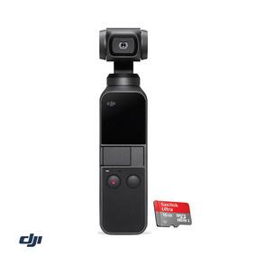 Dji Osmo Pocket 4k Estabilizador Original + Microsd 16gb