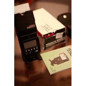 Flash Speedlite Canon 550ex