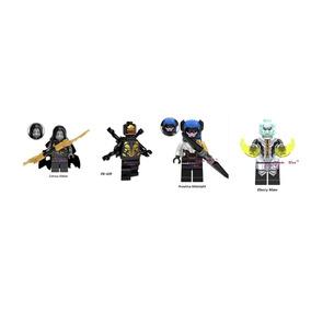 Os Filhos De Thanos Guerra Infinita 4 Bonecos Compa. Lego. R  50 3f5631474f258