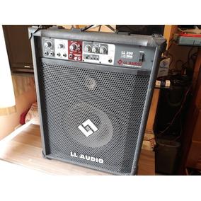Caixa De Som Ll Audio 200 - Funciona Somente Como Passiva