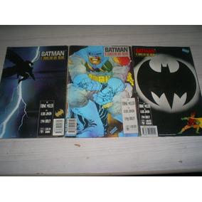 Lote Gibi Batman O Cavalheiro Das Trevas 1-2-3