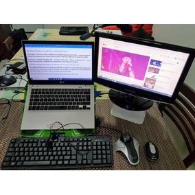 Notebook Lg U460 I5 8gb 500gb + Acessórios