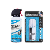 Kit Smart Cleaner + Aire Comprimido Silimex 170ml