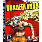Borderlands Digital Ps3