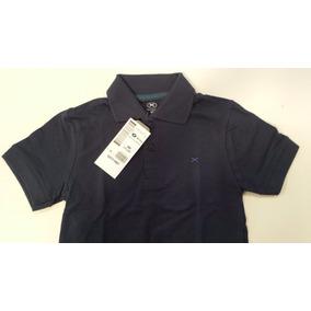 Camisa Polo Infantil Hering Masculina - Cód. 2118 6ffa52af429d1