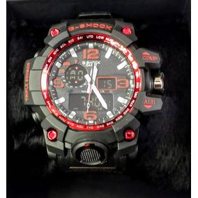 98b007dbf40 Casio G Shock Camuflado Vermelho - Relógios De Pulso no Mercado ...