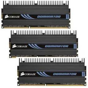 Memoria Ram Corsair Dominator 2x3 Ddr3 1600