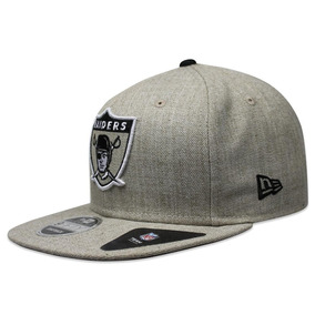 Gorra New Era 950 Heather Hype Raiders Beige 30b79d31a29