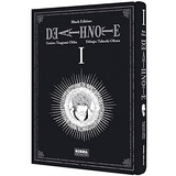 Manga Death Note Black Edition 1 Español - Importacion