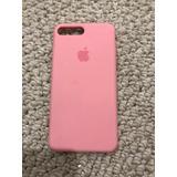 Forro, Funda, Case Original Apple Para Iphone 7plus!!