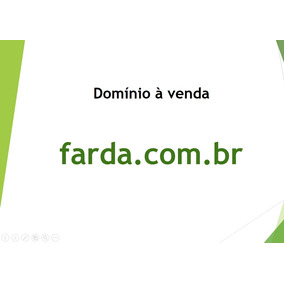 Domínio Farda.com.br
