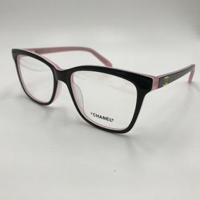 Armacao Para Grau Rosa Claro Armacoes - Óculos no Mercado Livre Brasil 9c78cfcc51