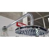 Regadera Helvex Premier H-3005 Con Tubo De Acero Inoxidable