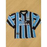Camisa Grêmio Penalty 1998 - Tam. Gg (acredito Ser De Jogo) 3149b371f02bb
