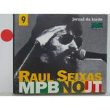 Cd - Raul Seixas - Mpb No Jt (jornal Da Tarde)