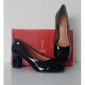 21601557e Sapato Vizzano Vermelho De Verniz Outros Tipos - Sapatos no Mercado ...