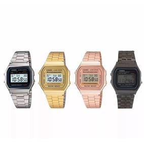 c1188789bc1 Pulseira Para Relogio Casio Rose - Relógios no Mercado Livre Brasil