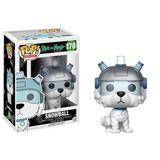 Xion Funko Pop Anime Rick And Morty - Snowball