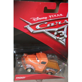Disney Cars 3 Smokey Mattel Lacrado Carros 3 Jackson Ramirez