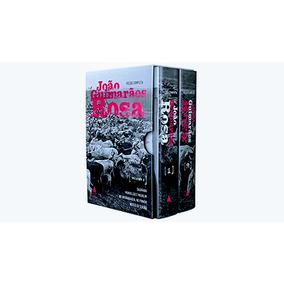 Box Livro Ficção Completa João Guimarães Rosa - Capa Dura