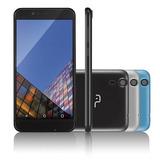 Smartphone Quad Core Tela 5.5 Multilaser
