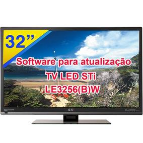 Atualização De Software Tv Semp Toshiba Le3256(b)w