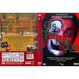 Os Palhaços (filme Dvd Original)