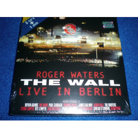 Roger Waters / The Wall Live In Berlin 2cds+dvd Nuevo C32