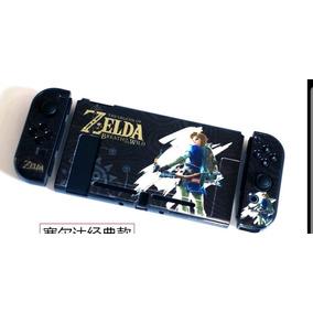 Capa De Acrílico De Proteção Nintendo Switch Zelda Novo