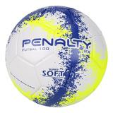 882acde612 Bola Penalty Futsal Rx 100 R3 Fusion Viii - Branco E Azul